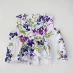 Floral Swing Top Four Ways